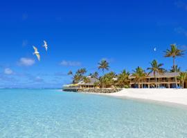 Sanctuary Rarotonga on the Beach (Adults Only), hotel in Rarotonga