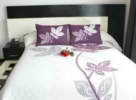 Hotel Cancalli Business & Suites, hotel in Tlaxcala de Xicohténcatl