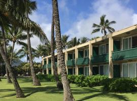 Hotel Coral Reef, boutique hotel in Kapaa