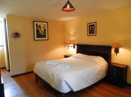 La Posada del Conde Lodge, hôtel à Cabanaconde