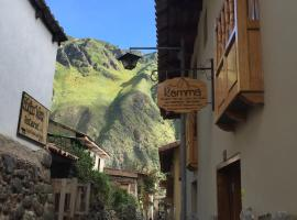 Kamma Guest House, guest house in Ollantaytambo