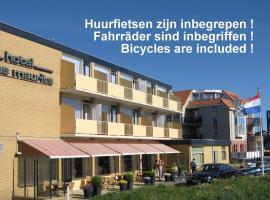 Hotel Prins Maurits, hotel near Zee-aquarium Bergen aan Zee, Bergen aan Zee