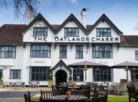The Oatlands Chaser Weybridge by Innkeepers Collection, hotel near Heathrow Terminal 5, Weybridge