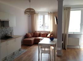 Studio Solar, apartment in Vityazevo