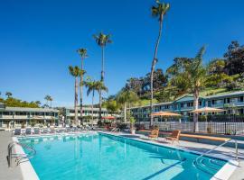 The Atwood Hotel San Diego - SeaWorld/Zoo, motel in San Diego