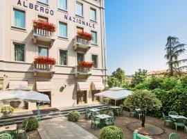 Albergo Nazionale, hotel near Parco delle Fiabe, Salsomaggiore Terme