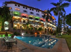 Hotel Posada San Javier, hotel en Taxco de Alarcón