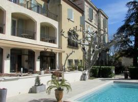 Le Castelet des Alpilles, hôtel à Saint-Rémy-de-Provence