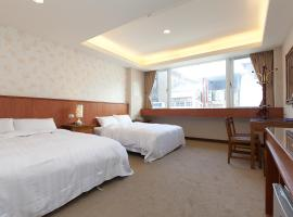 Mucha Boutique Hotel, hotel in Yilan City