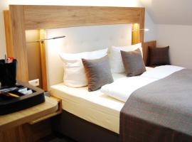 KONTAKTLOS- Residenz Hotel Am Martinsberg, hotel in Andernach