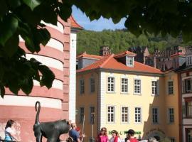 Hotel Zur Alten Brücke, hotel in Heidelberg