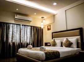 The Majestic Suites, hotel near Netaji Subhash Chandra Bose International Airport - CCU, Kolkata