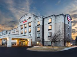 SpringHill Suites Indianapolis Fishers, hotel in Indianapolis