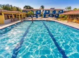 Atlântida Park Hotel, hotel in Praia de Taperapuan, Porto Seguro