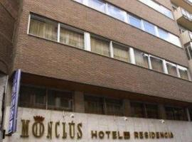 Monclús, hotel en Palencia