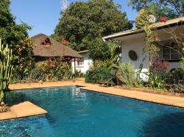 Tabonina Guesthouse, hotel in Livingstone