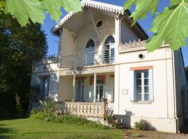 Villa Lea, B&B/chambre d'hôtes à Toulouse