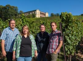 Zur Weinlaube, Hotel in der Nähe von: Rietburgbahn, Rhodt unter Rietburg
