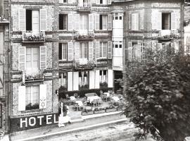 Hotel d'Angleterre Etretat, hotel v mestu Étretat