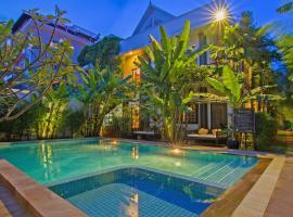 Apsara Centrepole Hotel, hotel in Siem Reap