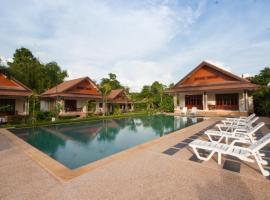 Oscar Villa Aonang Krabi, villa in Ao Nang Beach