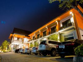 Aziss Boutique Hotel, hotel in Phitsanulok