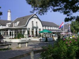 Hotel Cafe Restaurant Duinzicht, hotel near Westerplas, Schiermonnikoog