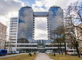 Khortitsa Palace Hotel, готель у Запоріжжі