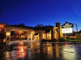 University Park Inn & Suites, hotel in Davis