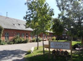 Alte Schule Westerhever, hostel in Westerhever