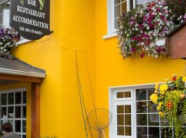 Lydons Lodge Hotel, hotel in Cong