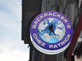 Backpackers Chez Patrick, hostel in Nice