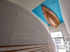 La Perla del Mare di Polignano, serviced apartment in Polignano a Mare