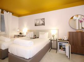 Magic Rooms Split, accessible hotel in Split