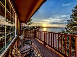 The Tahoe Beach & Ski Club Owners Association, serviced apartment in South Lake Tahoe