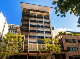 Mantra Terrace Hotel, hotel near Roma Street Parklands, Brisbane
