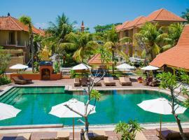 Green Field Hotel and Restaurant, hotel near Monkey Forest Ubud, Ubud