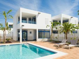 Villas de la Marina, cottage in Playa Blanca