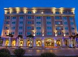 Latanya Palm Hotel Antalya, hotel perto de Aeroporto de Antalya - AYT, Antalya