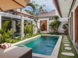 Two Lizards Beach Villas, hotel in Sanur