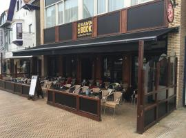 Beach Hotel Katwijk, hotel in Katwijk