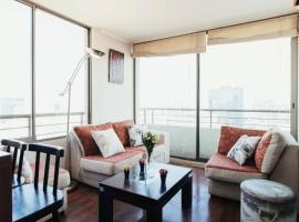 Apartamentos Planta Alta, apartamento en Santiago