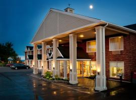 Maritime Inn Port Hawkesbury, hotel in Port Hawkesbury