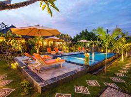 Dinatah Lembongan Villas, hotel in Nusa Lembongan