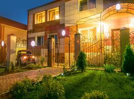 Guest House Moskvich, hotell sihtkohas Barnaul