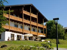 Alpenvilla Berchtesgaden Hotel Garni, Königssee-vatnið, Berchtesgaden, hótel í nágrenninu
