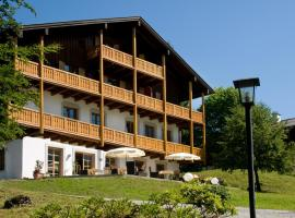 Alpenvilla Berchtesgaden Hotel Garni, Hotel in Berchtesgaden