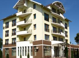 Hotel Everest, hotel din Târgu Mureş