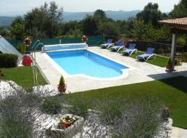 Hotel A Palleira, hotel en Allariz