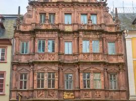 Hotel Zum Ritter St. Georg, hotel in Heidelberg